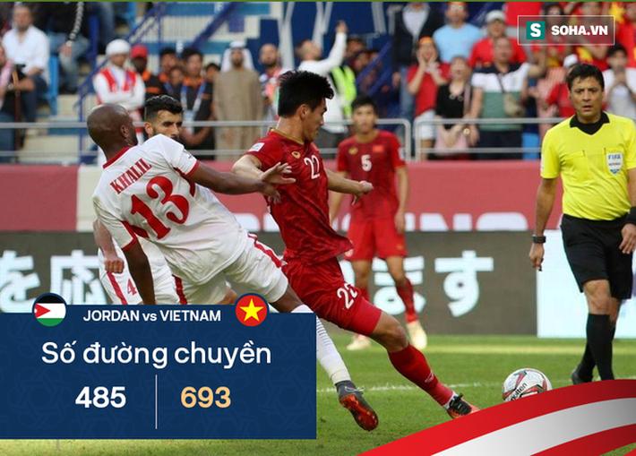 Nhìn giọt nước mắt bất lực Jordan, mới thấy chiến thắng của Việt Nam kỳ vĩ đến mức nào - Ảnh 4.