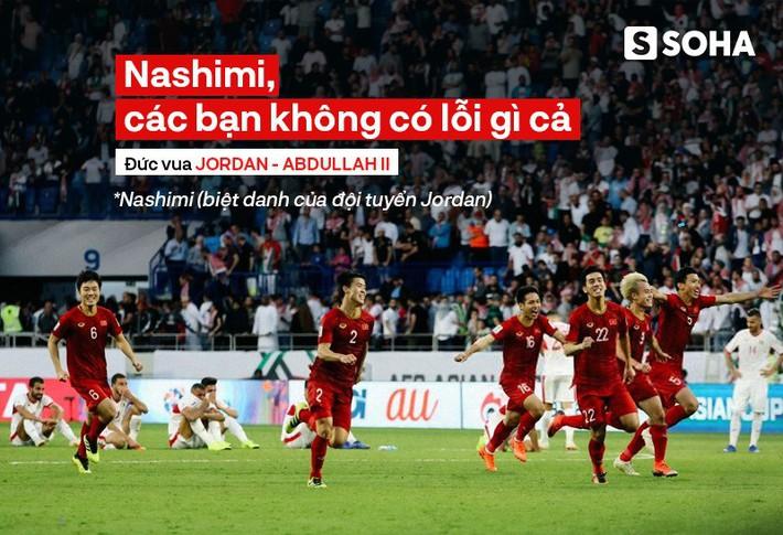 Nhìn giọt nước mắt bất lực Jordan, mới thấy chiến thắng của Việt Nam kỳ vĩ đến mức nào - Ảnh 1.