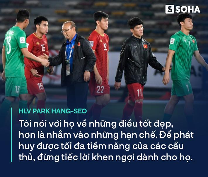 Nhờ HLV Park Hang-seo, đội tuyển Việt Nam có thêm vũ khí tối thượng để đương đầu Nhật Bản - Ảnh 4.