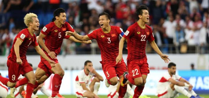 Tuyển Việt Nam từ nay trở đi sẽ là niềm cảm hứng cho bất cứ giải đấu nào - Ảnh 1.