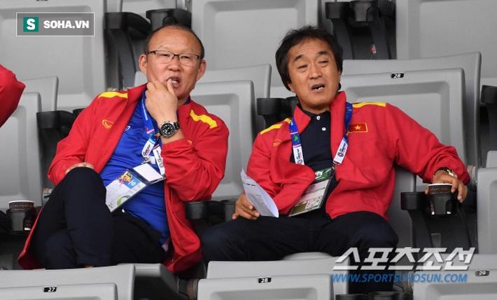 HLV Park Hang-seo: Tôi không đủ thời gian chuẩn bị, các cầu thủ mệt mỏi và căng thẳng - Ảnh 3.