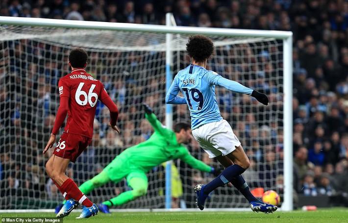 Đánh bại Liverpool bằng 2 cú đòn sắc lẹm, Man City giải cứu cuộc đua Premier League - Ảnh 5.