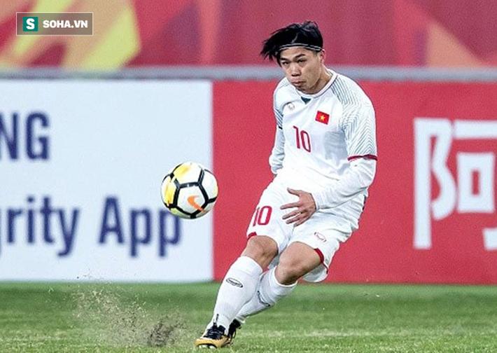 HLV Park Hang-seo có thể xếp Công Phượng đá chính ở trận gặp Iraq - Ảnh 3.