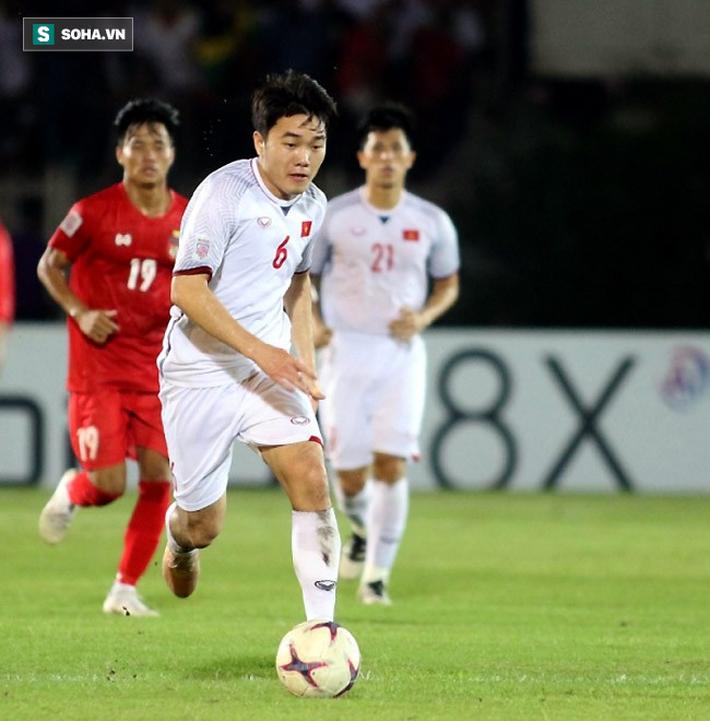 HLV Park Hang-seo có thể xếp Công Phượng đá chính ở trận gặp Iraq - Ảnh 2.