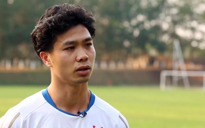 Công Phượng: Sang Hàn Quốc thi đấu để phát triển sự nghiệp - Ảnh 1.