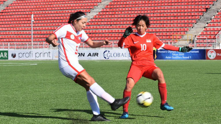Đội tuyển nữ Việt Nam gặp Jordan ở vòng loại thứ 2 Olympic 2020 - Ảnh 1.