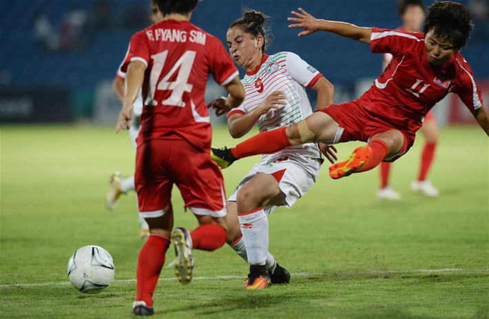 Đội tuyển nữ Việt Nam gặp Jordan ở vòng loại thứ 2 Olympic 2020 - Ảnh 2.