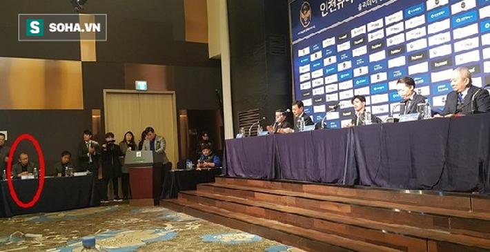 """Quan chức Incheon United xin lỗi, """"xấu hổ"""" vì một sự cố liên quan tới HLV Park Hang-seo - Ảnh 1."""