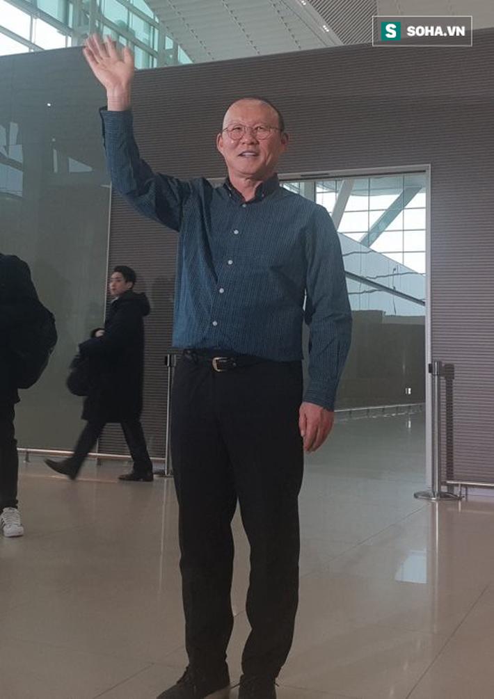 HLV Park Hang-seo trở lại Việt Nam: ĐTQG và U23, tôi chỉ muốn dẫn dắt 1 đội thôi - Ảnh 2.