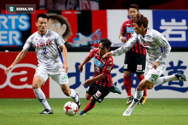 """CLB Nhật Bản chính thức mua đứt """"Messi Thái"""" bằng mức giá gấp trăm lần Công Phượng - Ảnh 1."""