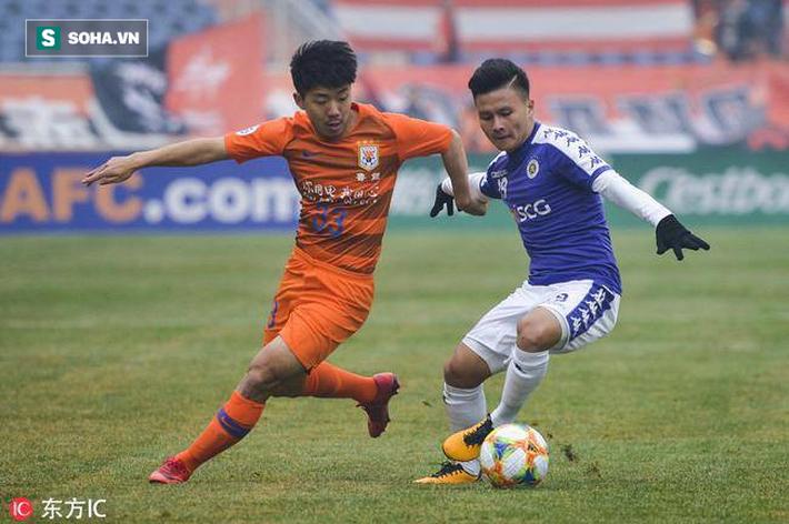 Ghi bàn dẫn trước, Quang Hải và đồng đội vẫn đau đớn gục ngã trước đại gia Trung Quốc - Ảnh 3.