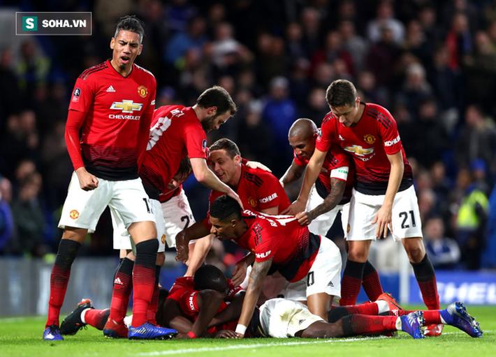 Với Solskjaer, Man United đủ sức là cú ngáng chân định mệnh khiến Liverpool gục ngã - Ảnh 1.