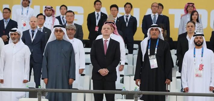 Qatar vô địch như thế mới sướng - Ảnh 1.