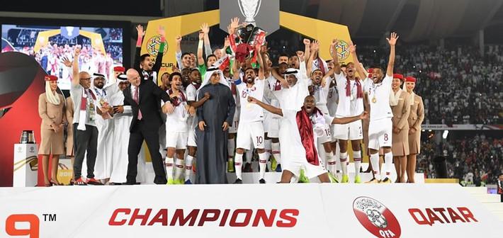 Qatar vô địch như thế mới sướng - Ảnh 8.