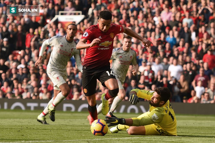 Trình diễn dàn thương binh hạng nặng, Man United vẫn khiến Liverpool phải thở dài bất lực - Ảnh 2.