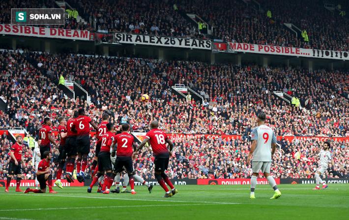 Trình diễn dàn thương binh hạng nặng, Man United vẫn khiến Liverpool phải thở dài bất lực - Ảnh 4.