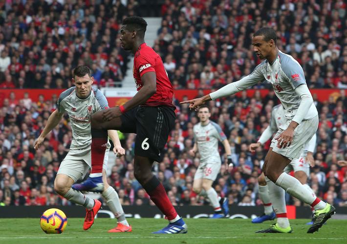 Trình diễn dàn thương binh hạng nặng, Man United vẫn khiến Liverpool phải thở dài bất lực - Ảnh 5.