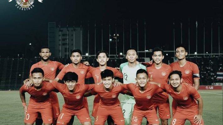 Hạ Thái Lan bằng 2 cú đòn chí mạng trong 5 phút, Indonesia vô địch giải Đông Nam Á - Ảnh 1.