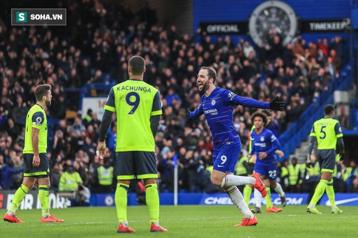 Higuain là mảnh ghép hoàn hảo cho Chelsea - Ảnh 2.
