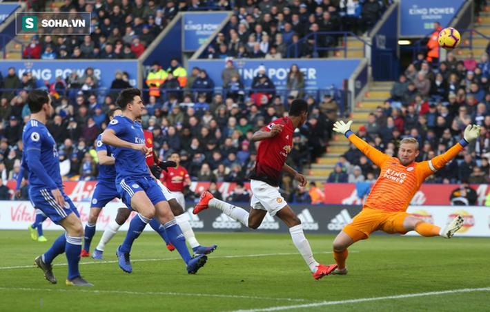 Pogba lại lên đồng, Man United hạ gục đối thủ vừa khiến Liverpool mất điểm - Ảnh 2.