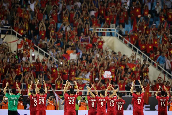 Bóng đá Việt Nam và bài học về niềm tin - Ảnh 1.