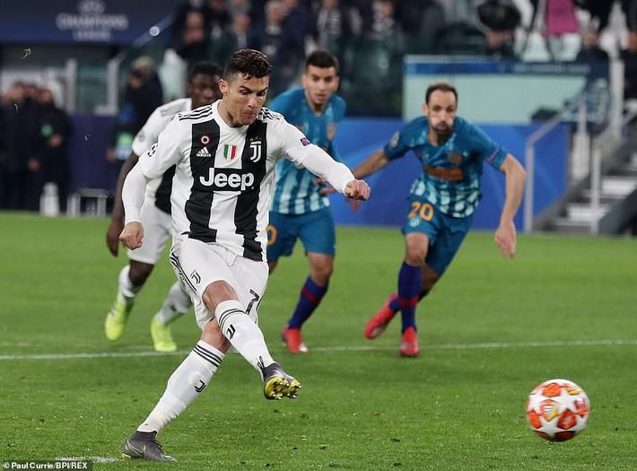 Ronaldo bật chế độ siêu nhân, lập hat-trick giúp Juventus đè bẹp Atletico Madrid - Ảnh 4.