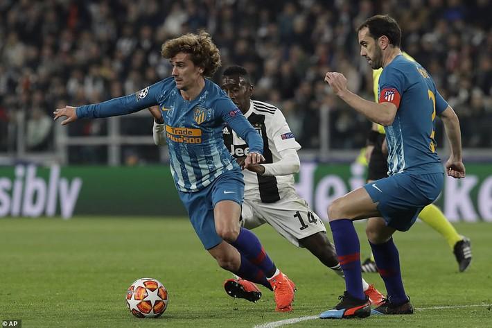 Ronaldo bật chế độ siêu nhân, lập hat-trick giúp Juventus đè bẹp Atletico Madrid - Ảnh 5.