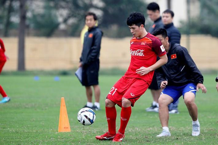 HLV Park Hang-seo sớm nói lời chia tay 3 tuyển thủ - Ảnh 2.
