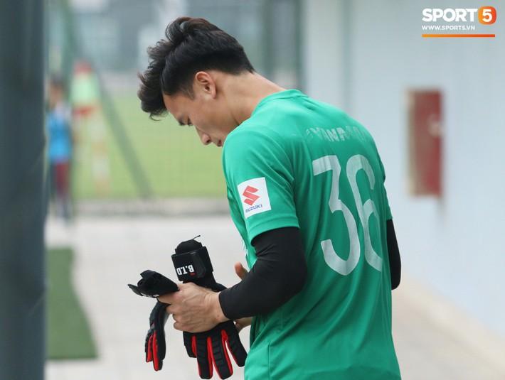 Đình Trọng được thầy Lee Young-jin bổ túc riêng, đẩy nhanh quá trình giảm cân - Ảnh 6.