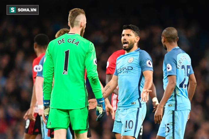 Mourinho muốn Man United đối đầu với Man City ở tứ kết Champions League - Ảnh 1.