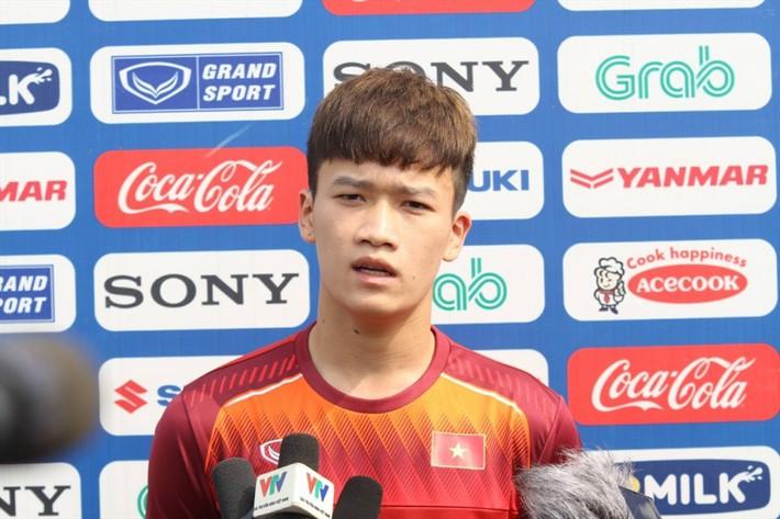 Hoàng Đức: Ngòi nổ mới của đội tuyển U23 Việt Nam - Ảnh 1.