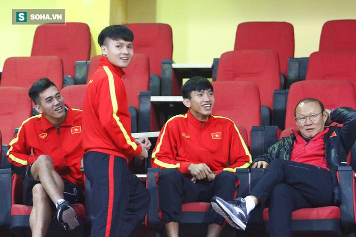 Với U23 Việt Nam, phía trước HLV Park Hang-seo đang là bước chênh vênh vời vợi đá núi - Ảnh 3.