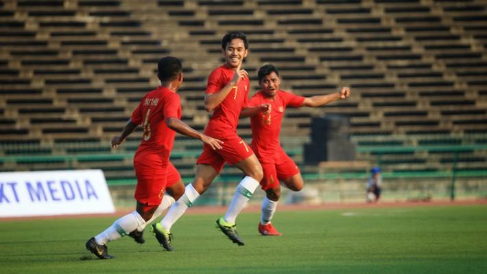 Xem giò U22 Indonesia, nhà vô địch Đông Nam Á hứa hẹn sẽ gây rất nhiều khó khăn cho Việt Nam - Ảnh 3.