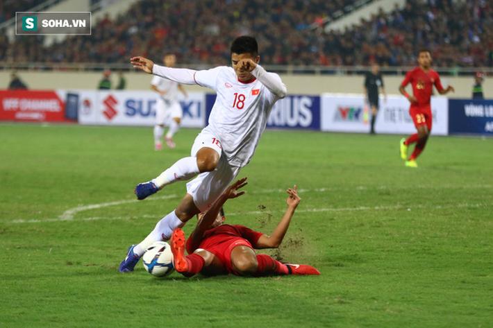 U23 Việt Nam rơi vào vùng nguy hiểm sau chiến thắng trước U23 Indonesia - Ảnh 2.