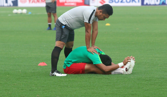 Phóng viên Indonesia tin đội nhà thắng U23 Việt Nam 1-0 - Ảnh 1.