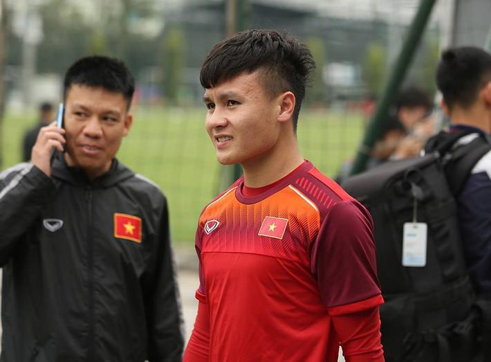 Thầy Công Phượng tin Quang Hải sẽ lập công giúp U23 Việt Nam đánh bại Thái Lan - Ảnh 1.
