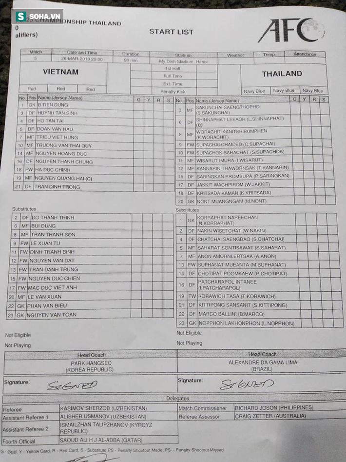 Dìm Thái Lan trong nỗi ám ảnh, Việt Nam thắng kỷ lục để oai hùng vào VCK châu Á - Ảnh 3.
