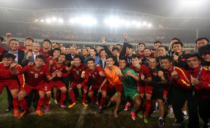 Trận U23 Việt Nam và U23 Thái Lan lập kỷ lục người xem trên Youtube - Ảnh 1.