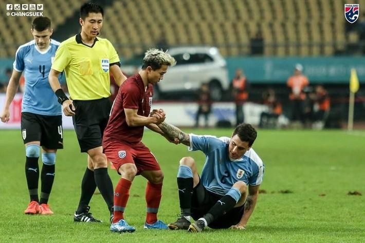 Thái Lan xếp Việt Nam gặp đối thủ 2 lần dự World Cup tại giải đấu quan trọng - Ảnh 1.