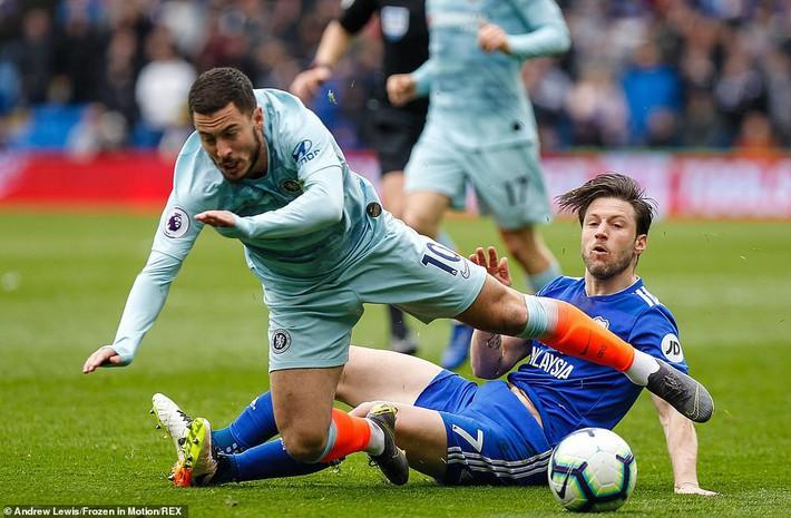 """Sau màn """"vật vã"""" với 21 cú dứt điểm, Chelsea nhận cái kết vỡ òa đúng phút 90 - Ảnh 1."""