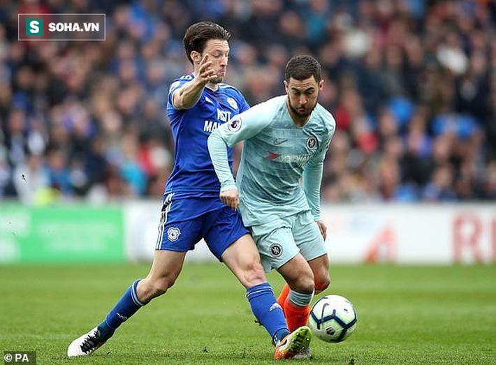 """Sau màn """"vật vã"""" với 21 cú dứt điểm, Chelsea nhận cái kết vỡ òa đúng phút 90 - Ảnh 2."""