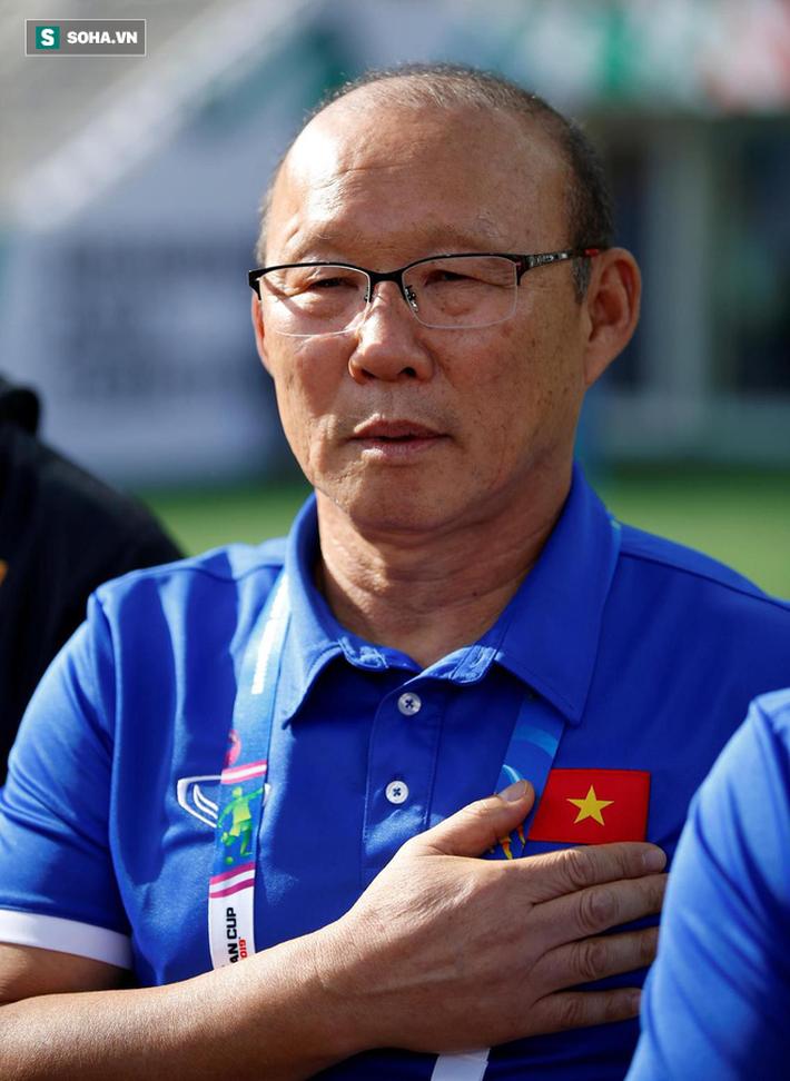 HLV Park Hang-seo hứa sẽ giúp U23 Việt Nam vô địch SEA Games với 1 điều kiện - Ảnh 1.