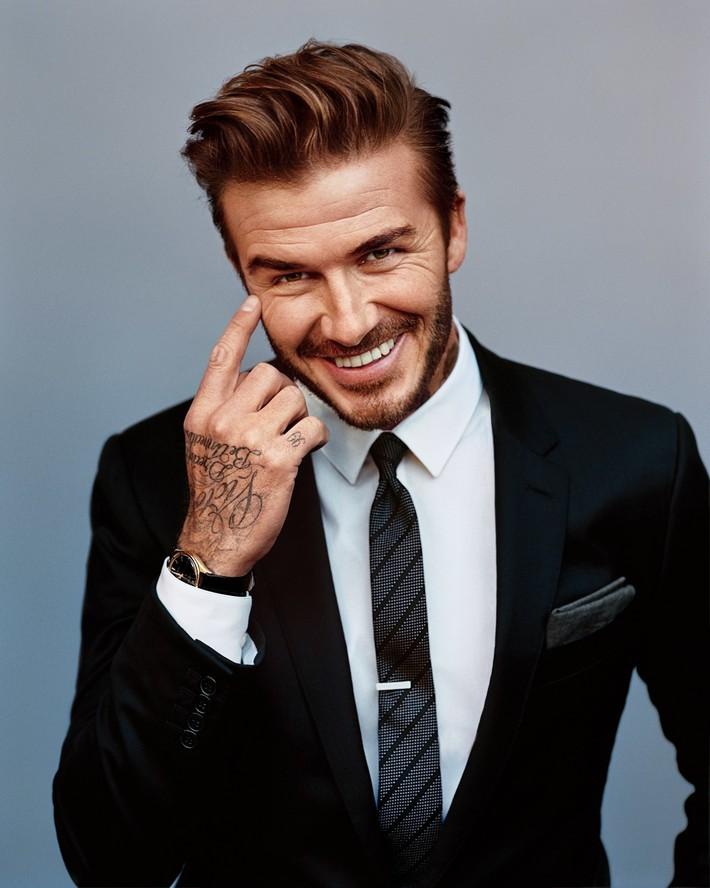 Cuối cùng David Beckham đã xuất hiện tại sự kiện ở TP.HCM: Ngôi sao quốc tế chuẩn bị gặp gỡ 2 cầu thủ Việt đình đám - Ảnh 11.
