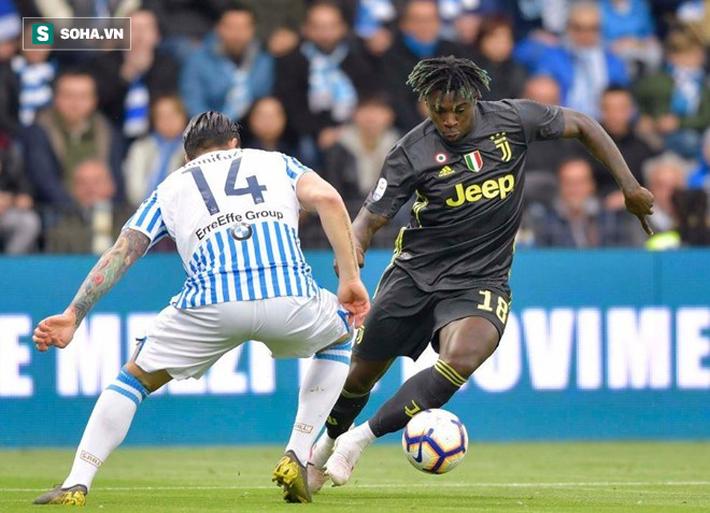Thua ngược đầy kịch tính, Juventus chưa thể lập kỷ lục vô địch sớm 6 vòng đấu - Ảnh 2.