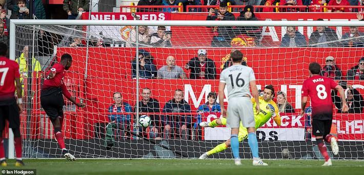 Con số đáng thất vọng đằng sau chiến thắng nghẹt thở của Man United - Ảnh 1.