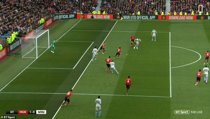 Con số đáng thất vọng đằng sau chiến thắng nghẹt thở của Man United - Ảnh 2.