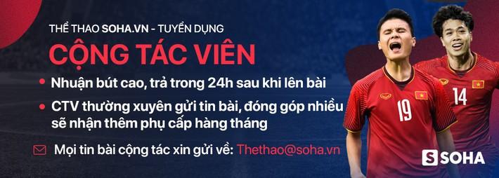 Hành trình gian nan của cậu bé đánh giày đến sàn diễn V-League - Ảnh 6.