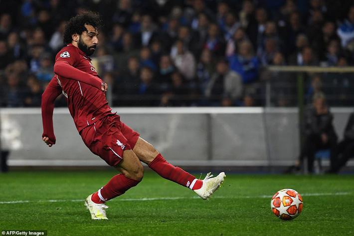 Nhấn chìm Porto trong mưa bàn thắng, Liverpool hiên ngang thách thức Barcelona - Ảnh 3.