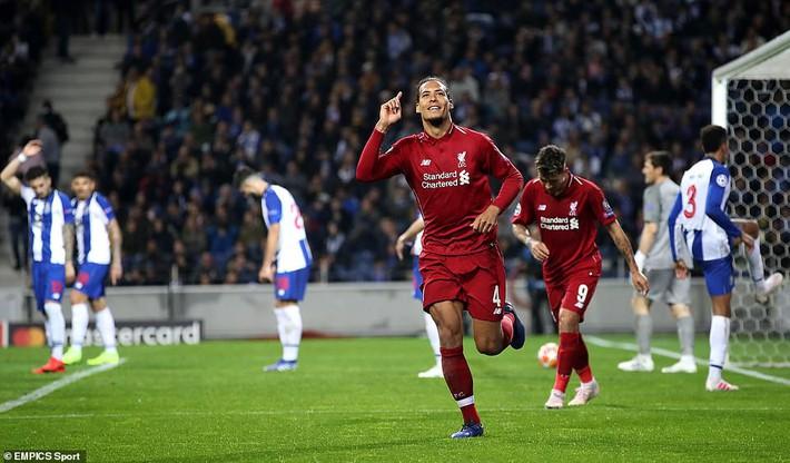 Nhấn chìm Porto trong mưa bàn thắng, Liverpool hiên ngang thách thức Barcelona - Ảnh 4.