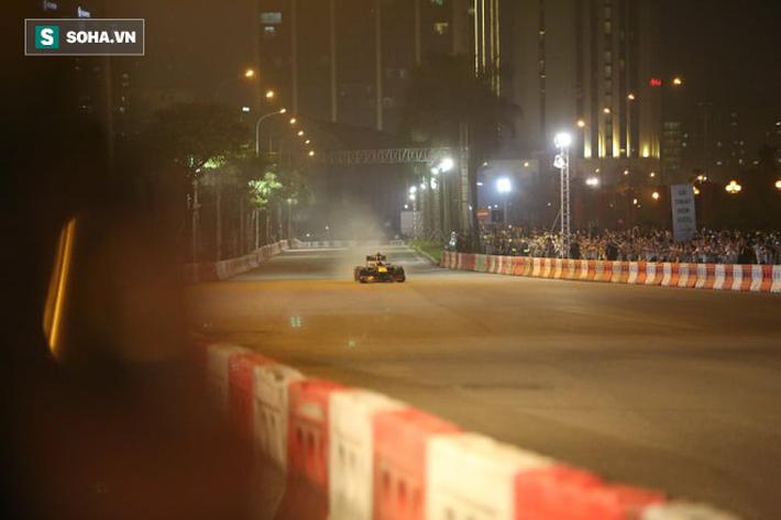 Box TV TRỰC TIẾP Khởi động F1 Việt Nam GP 2020: Quái thú F1 quẩy tung đường đua thử - Ảnh 8.